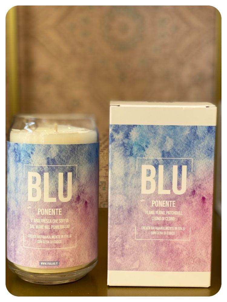 candela-profumata-blu-ponente-ylang-ylang-patchouli-legno-di-cedro-fra-lab